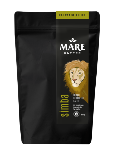 Mare Kaffee Kahawa Selection simba